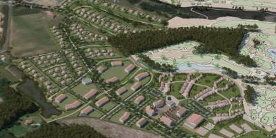 Projet Touristique et Golfique de Tosse