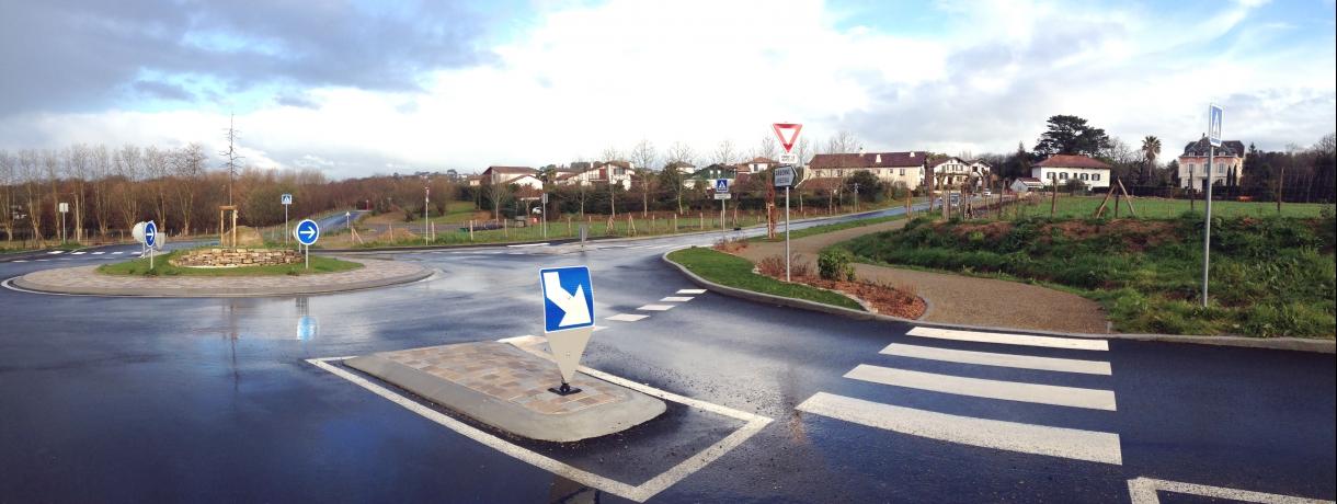 Projectos carretera