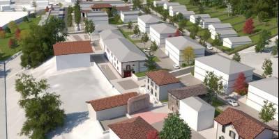 Aménagement du centre bourg d'Halsou