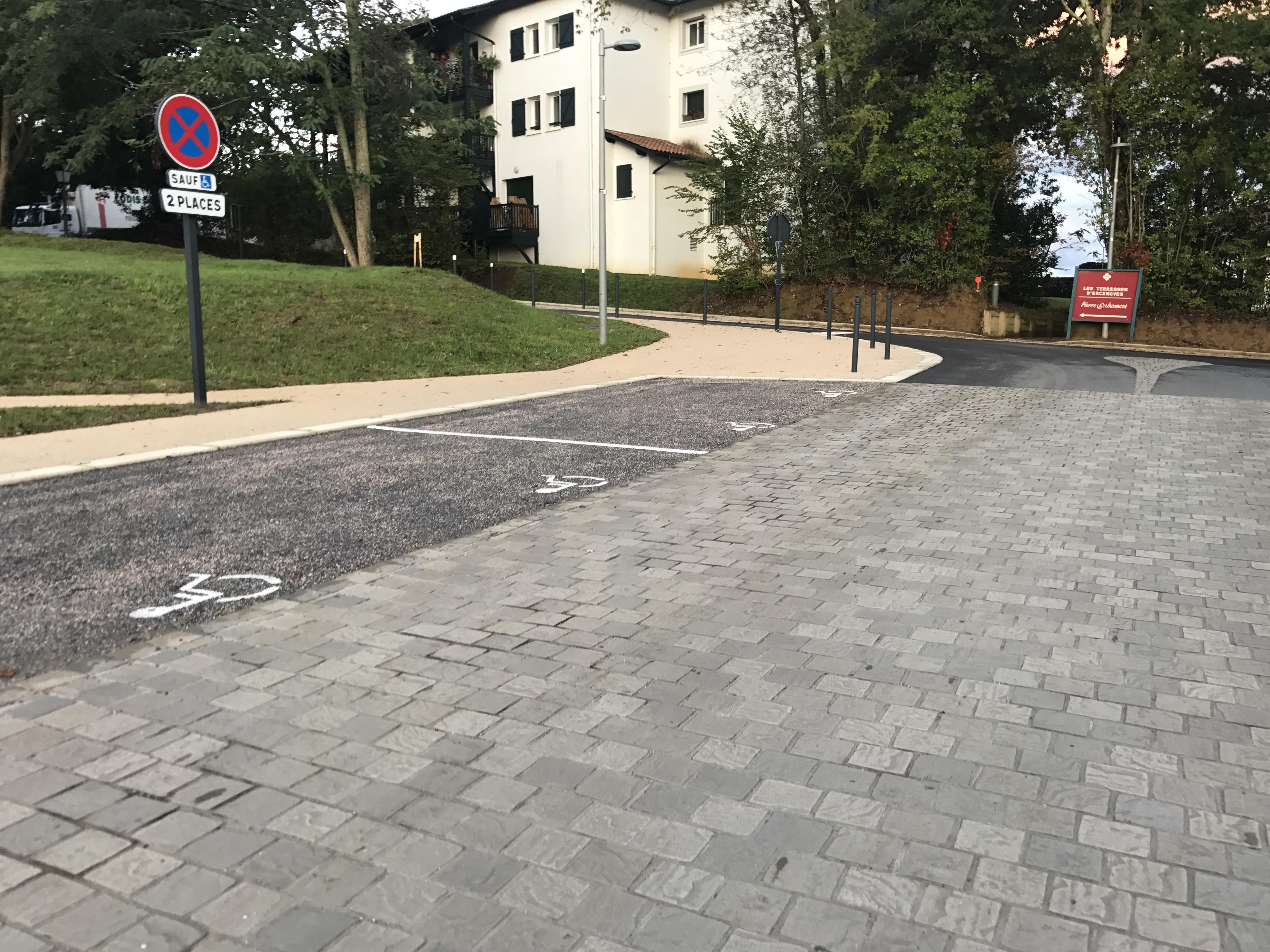 Aménagement du centre bourg d'ARCANGUES