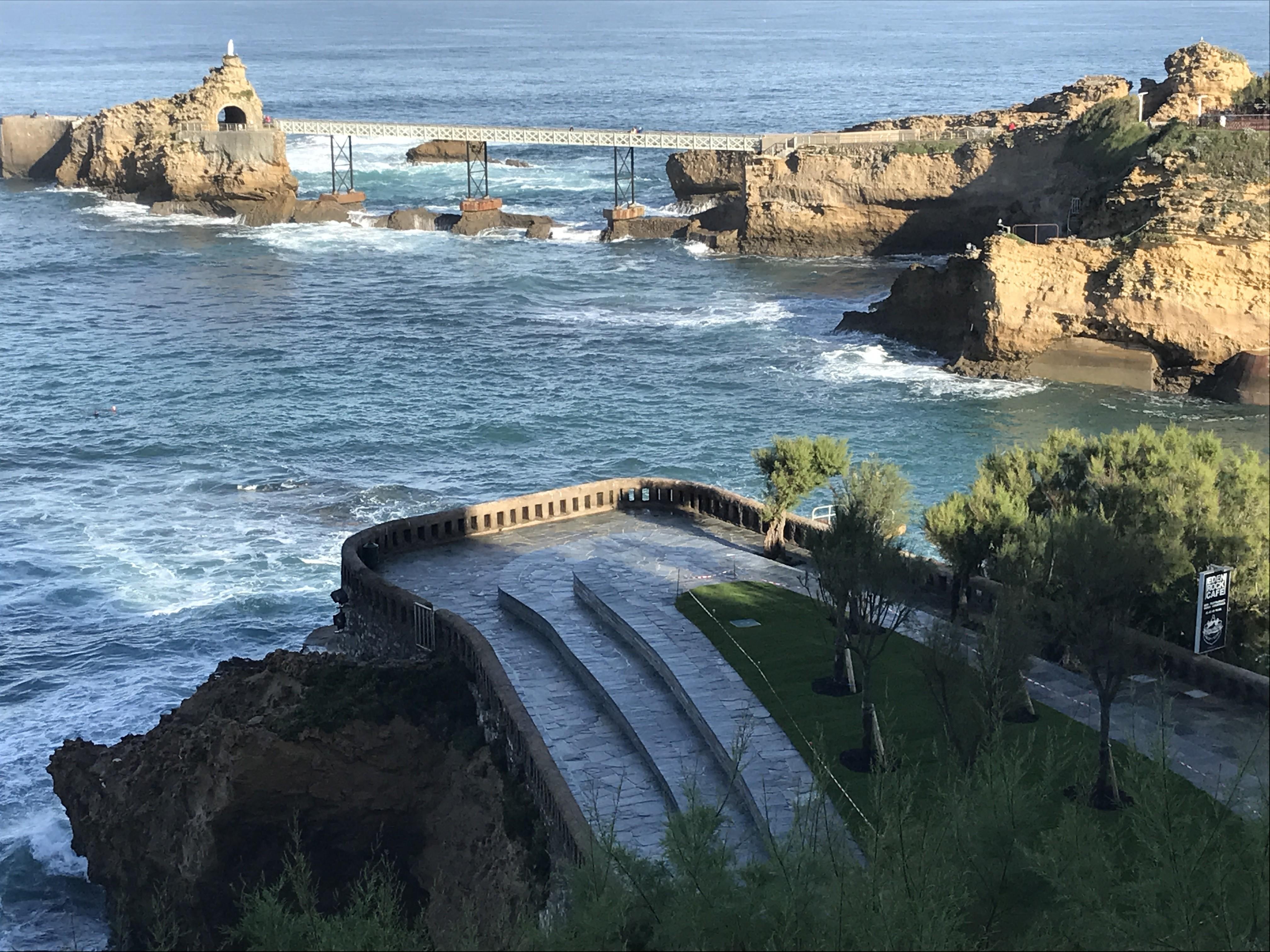 BIARRITZ - Aménagement Paysager de la Côte des Basques
